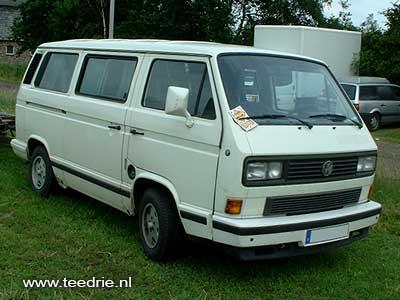 VW T3 WhiteStar speciale multivan editie