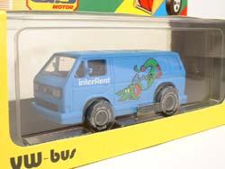 VW T3 modelletje van Darda voor een racebaan