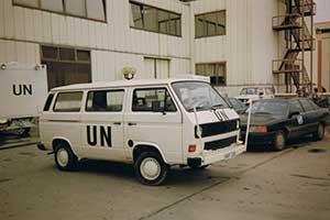 VW T3 UN profor