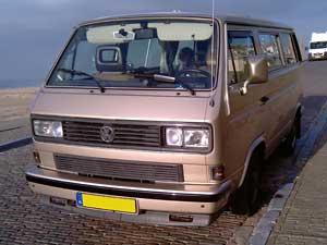 VW T3 Caravelle GL