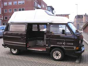 T3 Westfalia Club Joker camper