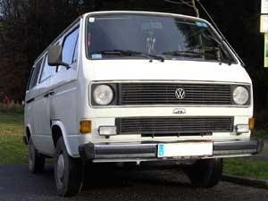 VW T3 Caravelle