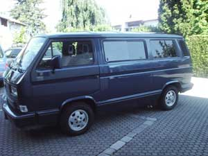 VW T3 Last Limited Edition LLE multivan