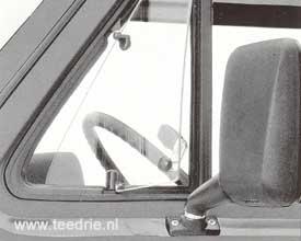M 221 ventilatieruitjes cabinedeuren
