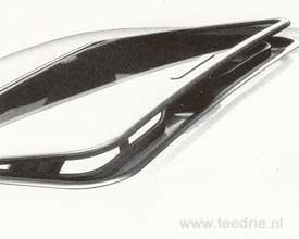M 588 T3 optie glazen zonnedak bestuurderscabine