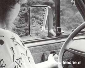 M 998 elektrische spiegels VW T3 bus