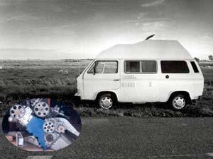 VW T3 camper met 1.9TD motor