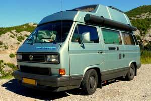 T3 California camper