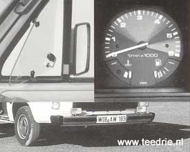 Z 02 uitrusting pakket voor VW T3
